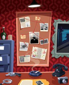 Detektyviniai žaidimai