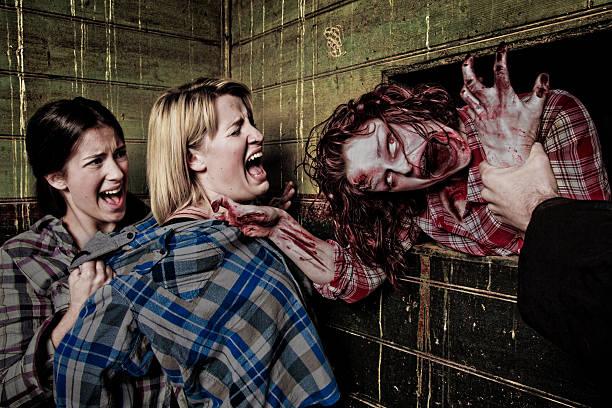 Žaidimas prieš zombius